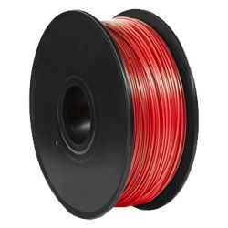 Filament PLA 1,75mm - 1Kg - Rouge