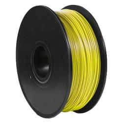 Filament PLA 3mm - 1Kg - Jaune