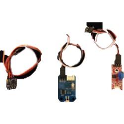 Pack Capteurs Sensoriels : lumière, toucher et mouvements