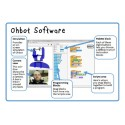Logiciel site Ohbot - Lycée
