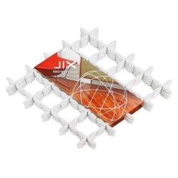 Jix - Construction des structures treillis (125 connecteurs sans barres