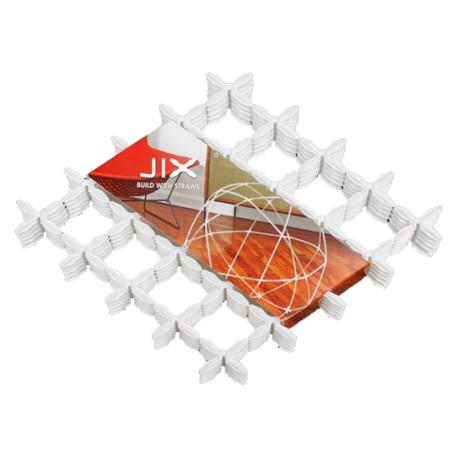 Jix - 250 connecteurs + 500 barres - Construction des structures treillis