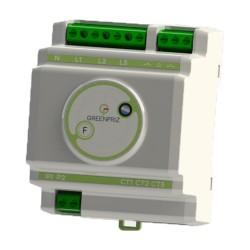 Module DIN Power Triphasé