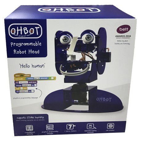 Robot Ohbot (kit)