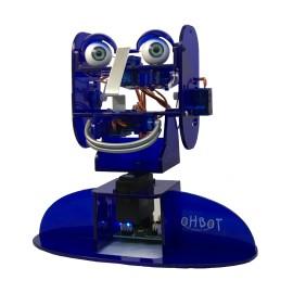 Robot Ohbot (assemble)