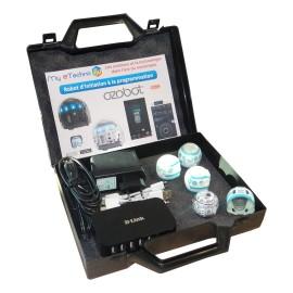 Ozobot Evo - Pack Education 4 robots avec Hub USB
