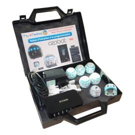 Ozobot Evo - Pack Education 6 robots avec Hub USB