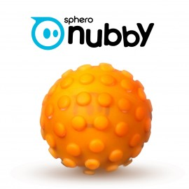 Capot Orange Nubby Sphero
