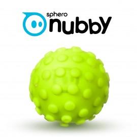 Capot Jaune Vert Nubby Sphero