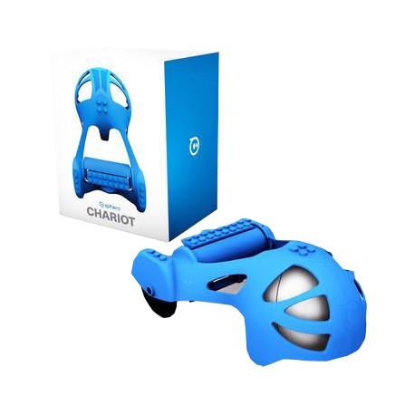 Chariot Bleu