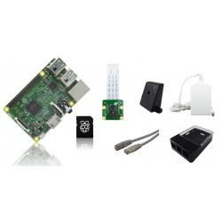 Kit de développement Raspberry Pi (Microcontroleur ARM)