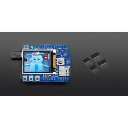 Afficheur LCD graphique couleur