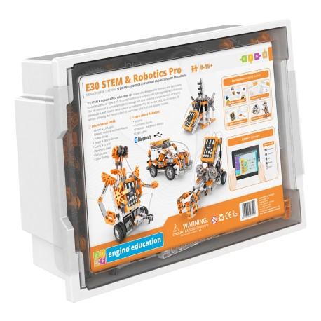 Kit projets STEM & Robotics Pro (8 – 15 ans et plus)