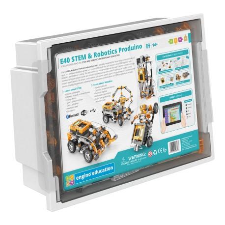 Kit projets STEM & Robotics Produino (14 ans et plus)