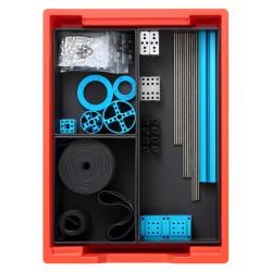 Kit de transmission mécanique pour construction de sytsèmes ou de robots éducatifs Makerspace