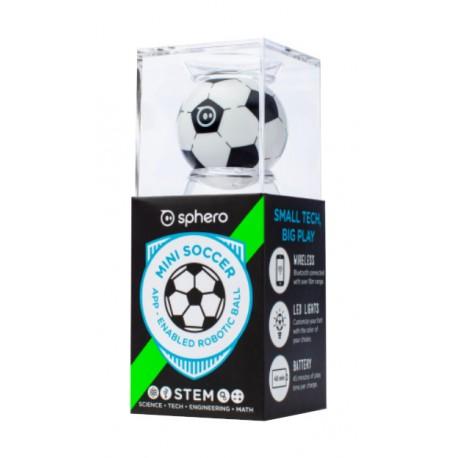 Mini soccer Sphero, le ballon de footbball robotisé et ludique