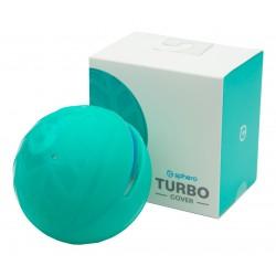 Coque bleu turbo de protection pour robot éducatif Sphero