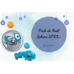 Pack de Noël Sphero SPRK+ pour cadeau de Noël amusant et éducatif