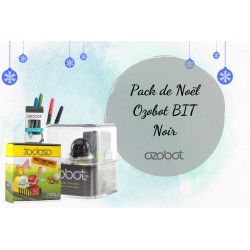 Pack de Noël Ozobot BIT Noir