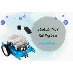 Pack de Noël Kit explorer