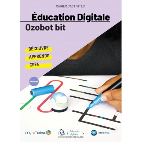 Cahier d'activité Ozobot Bit