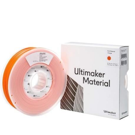 Filament orange PLA 2,85mm - 0,75kg Ultimaker