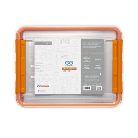Arduino Engineering Kit Rev 2 - face
