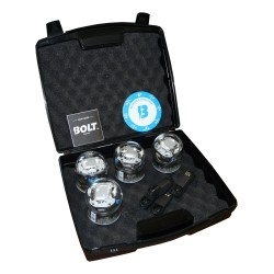 Mallette pack de 4 Sphero Bolt