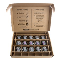 Mallette Pack de 15 Sphero bolt - couvercle