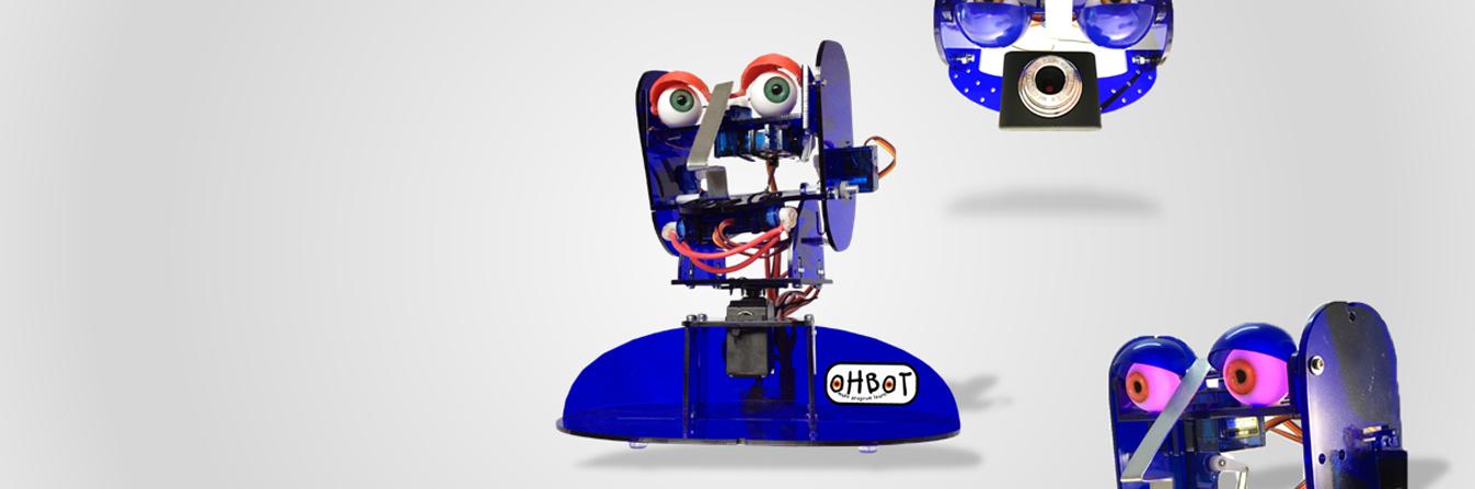 Robot Ohbot