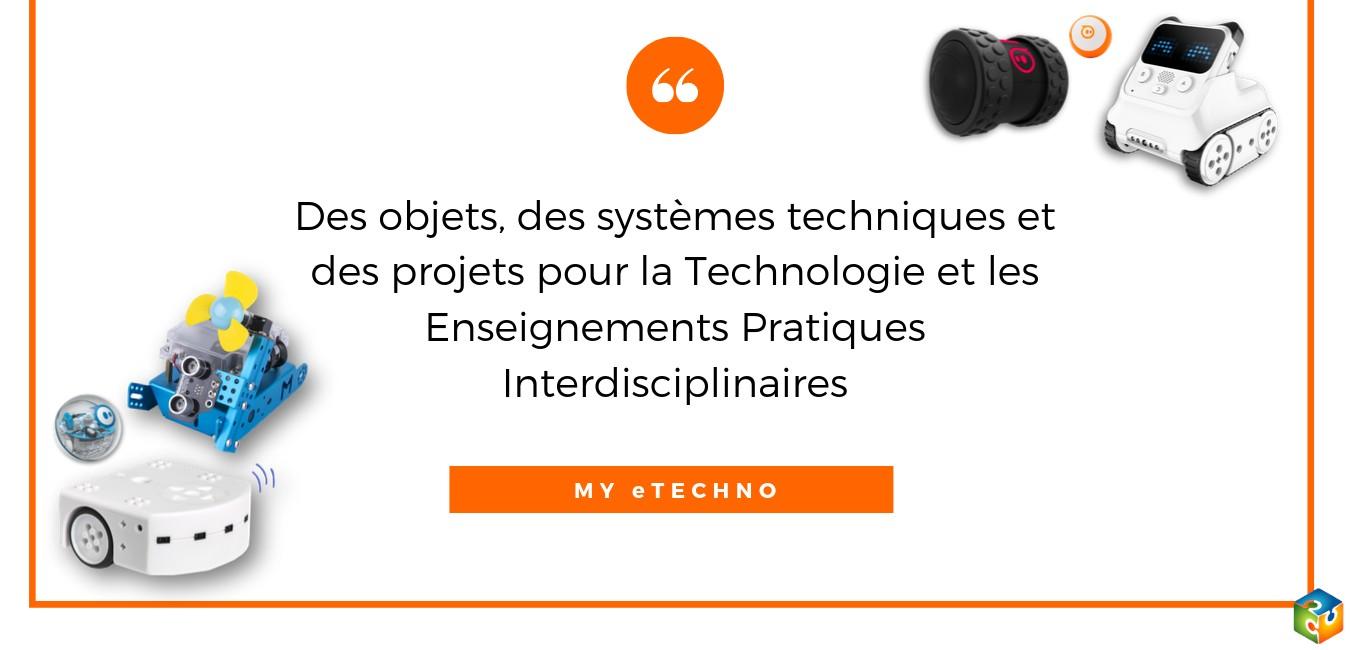 Objets et systèmes techniques